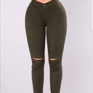 Fashion Nova Pants - Jeans